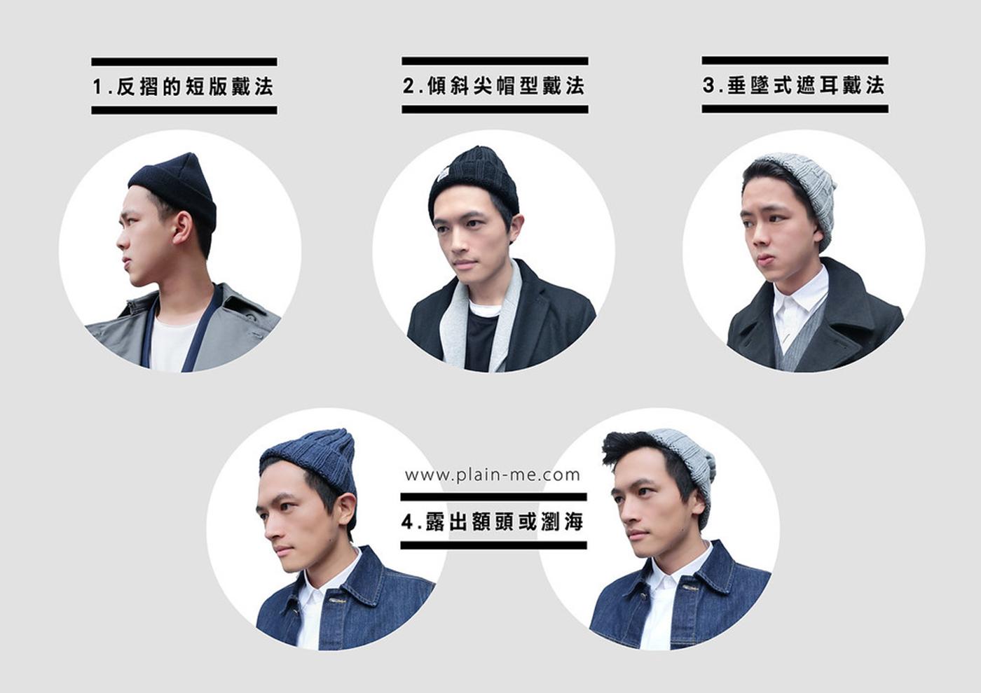 毛帽,毛帽 男,毛帽品牌,毛帽戴法,毛帽推薦,毛帽穿搭,短毛帽