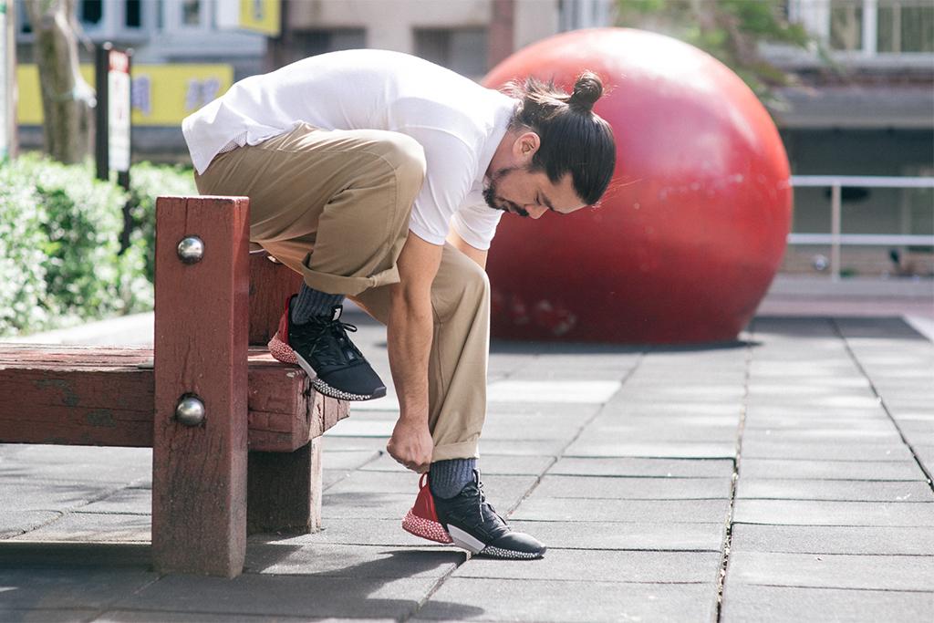 球鞋搭配, 球鞋穿搭, puma, 球鞋, 運動, 男性穿搭, 街頭穿搭