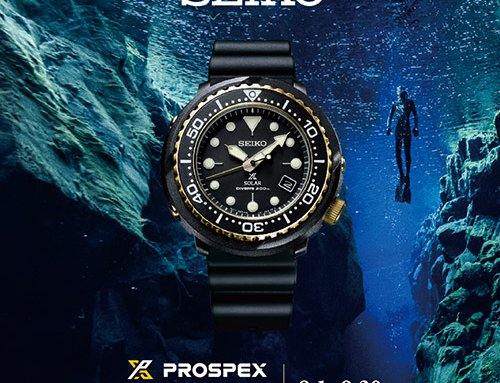 SEIKO POP UP SHOP