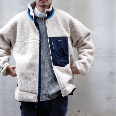 Patagonia,Fleece,Fleece Jacket,抓毛絨,Polar Fleece,復古,Yvon Chouinard,Worn wear,Synchilla,PET