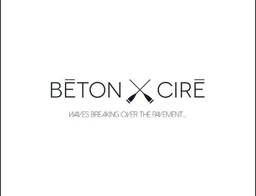 品牌嚴選:《 Béton Ciré 》