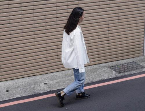 長袖襯衫-天氣好像涼涼的  – plain-me 視覺設計 Adrin 20190916