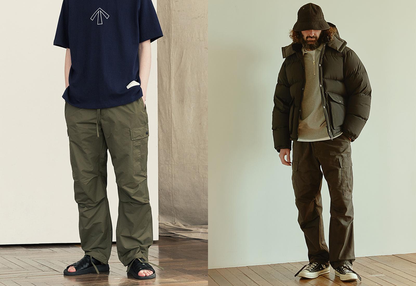 軍褲穿搭男,軍褲推薦,M65軍褲,Fatigue Pants,野戰軍褲,Monkey Pants,M43 Field Pants,甲板吊帶褲