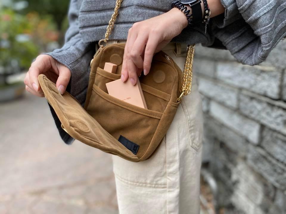 小包穿搭,旅行小包,小包, 小包穿搭女,小包搭配,輕旅行穿搭,邱季穿搭,出遊穿搭,秋冬女孩穿搭
