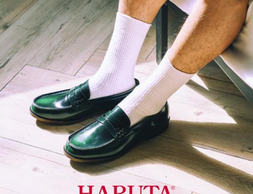 品牌嚴選:《 HARUTA 》- 日本經典國民皮鞋品牌