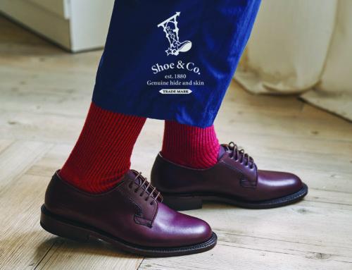 品牌嚴選:《 REGAL 》- 超越百年的固特異工藝皮鞋