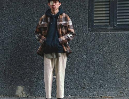 冬天 顏色 穿搭一週分享 – plain-me 視覺設計 Wesley