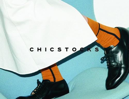 品牌嚴選:《 CHICSTOCKS 》- 日式簡約線條舒適襪款