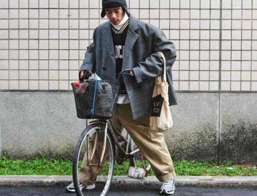 寬褲 搭配 一週分享 – plain-me 視覺設計 Wesley