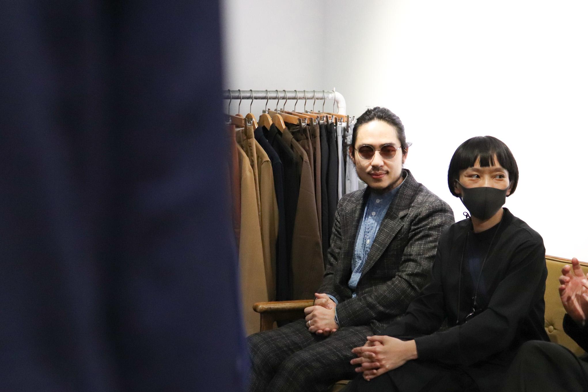 syndro,oqliq,台灣服裝,台灣服裝設計師,台灣服裝品牌,服裝設計品牌,oqliq 設計師,服裝設計師講座,台灣設計師講座