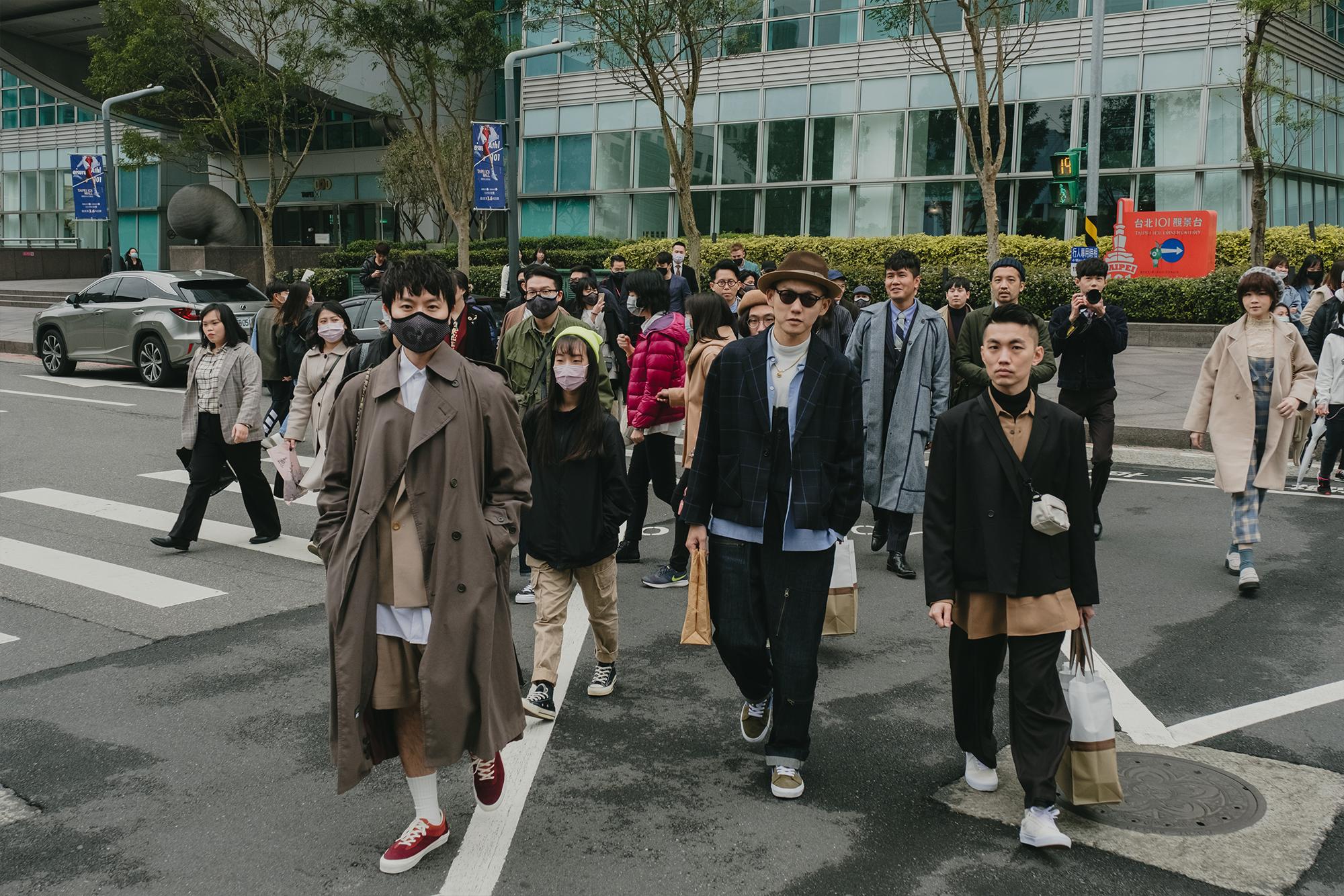 GQ,紳裝路走,紳士路走,SuitWalk,國際紳仕月,2020suitwalk