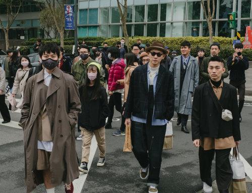 2020 GQ Suit Walk國際紳仕月 – 紳士路走活動回顧