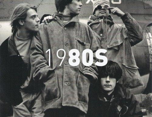失禮選 ▍ 音樂與服裝 風格 TOP5:80S – 10S
