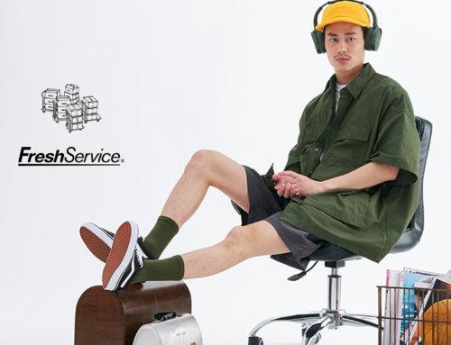 品牌嚴選:《 Fresh Service 》- 傳遞貨運精神的日本生活選物品牌