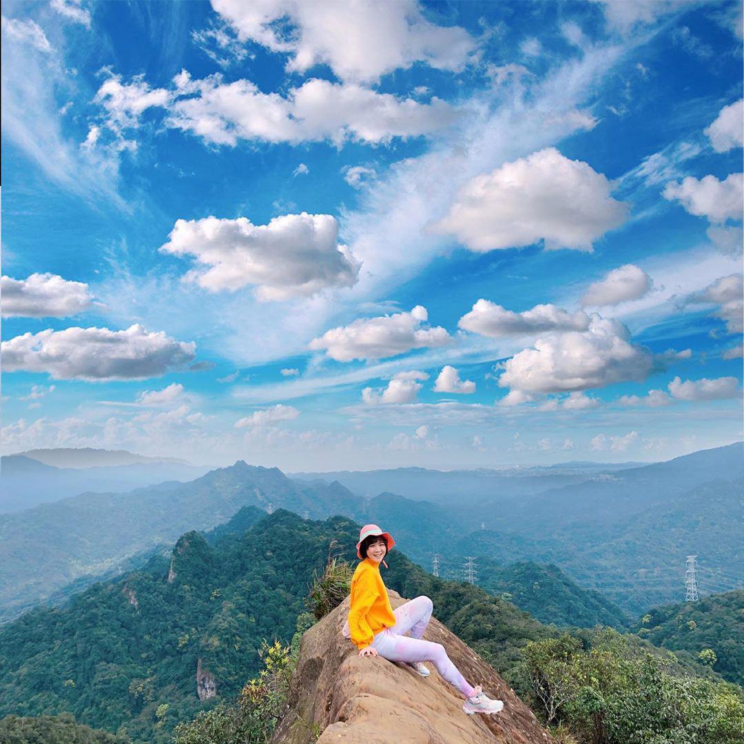 登山,登山步道,皇帝殿,劍龍稜,劍潭山親山步道,仙跡岩,虎山生態步道