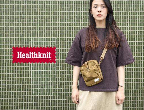 品牌嚴選:《 Healthknit 》- 美國百年天竺棉 T-Shirt 品牌