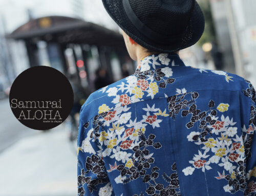 品牌嚴選:《 SAMURAI ALOHA 》- 體現「和魂洋才」日本夏威夷襯衫品牌