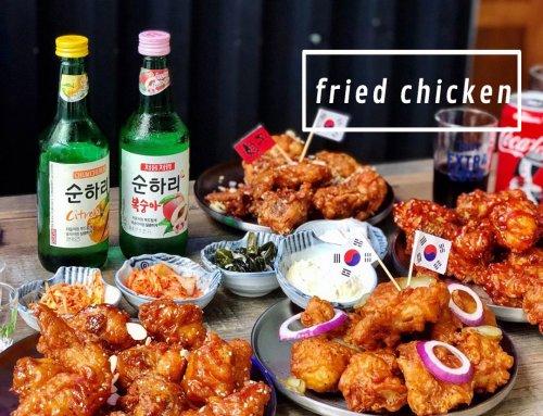 社員評比大公開!全台TOP6韓式炸雞,讓你在家追劇嘴巴也不無聊