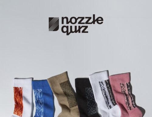 品牌嚴選:《 nozzle quiz 》- 台灣街頭流行襪款品牌