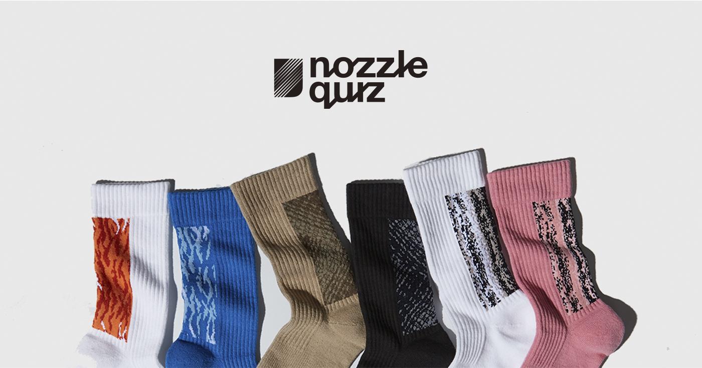nozzle quiz,nozzle quiz socks,nozzle quiz/後研,襪子,台灣設計,nozzle quiz design,台灣襪,台灣潮流品牌