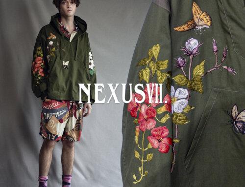 品牌嚴選:《 NEXUSVII 》- 藝術性與實用性兼融的日本街頭品牌