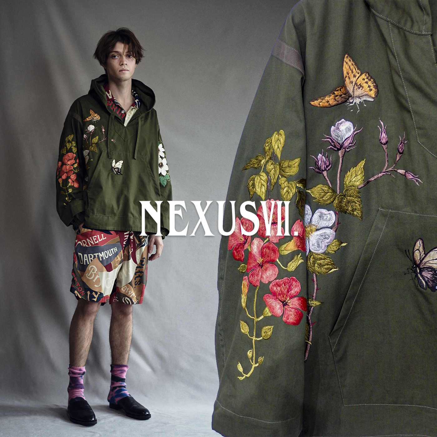 nexusvii,nexusvii 今野,ネクサスセブン,今野智弘,MULTIPLE MANIAXX & TECHNIXX,
