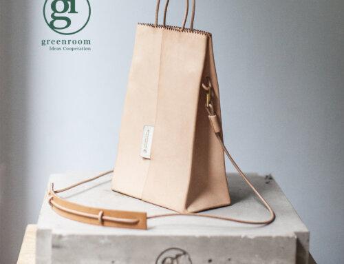 品牌嚴選:《 greenroom 》- 台灣深具溫度手工設計皮件品牌