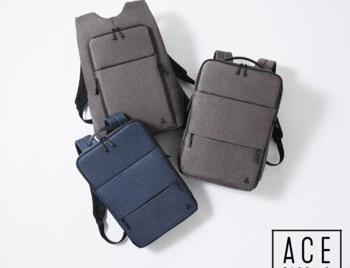 品牌嚴選:《 ACE 》- 日本市佔率第一名的國民箱包品牌