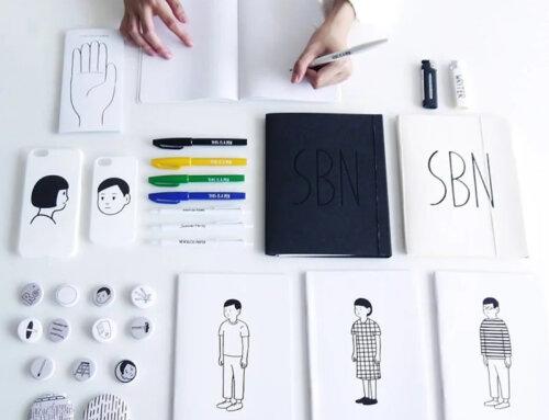 品牌嚴選:《 Noritake 》- 日本療癒簡約系人氣插畫家