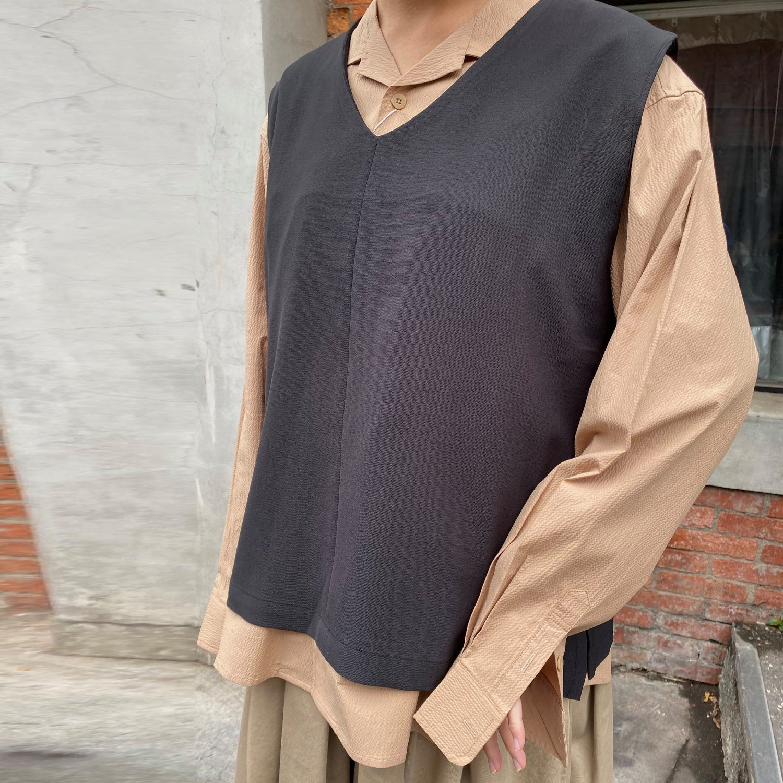 長袖襯衫,長袖襯衫穿搭,襯衫,襯衫穿搭,泡泡紗,泡泡紗襯衫