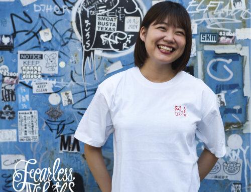 品牌嚴選:《 Fearless4life 》- 為喜愛事物創作的日本衣服品牌