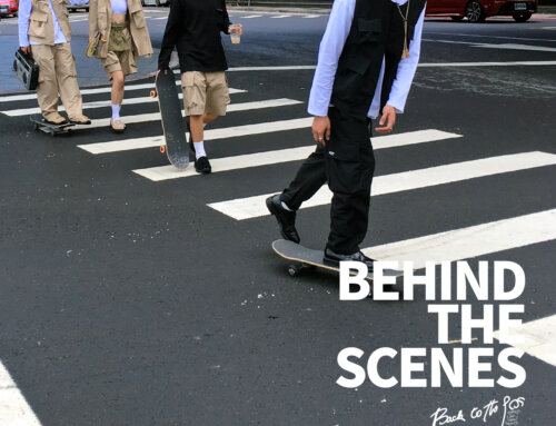 BEHIND THE SCENES 拍攝幕後花絮| gravis x plain-me :BACK TO THE 90S