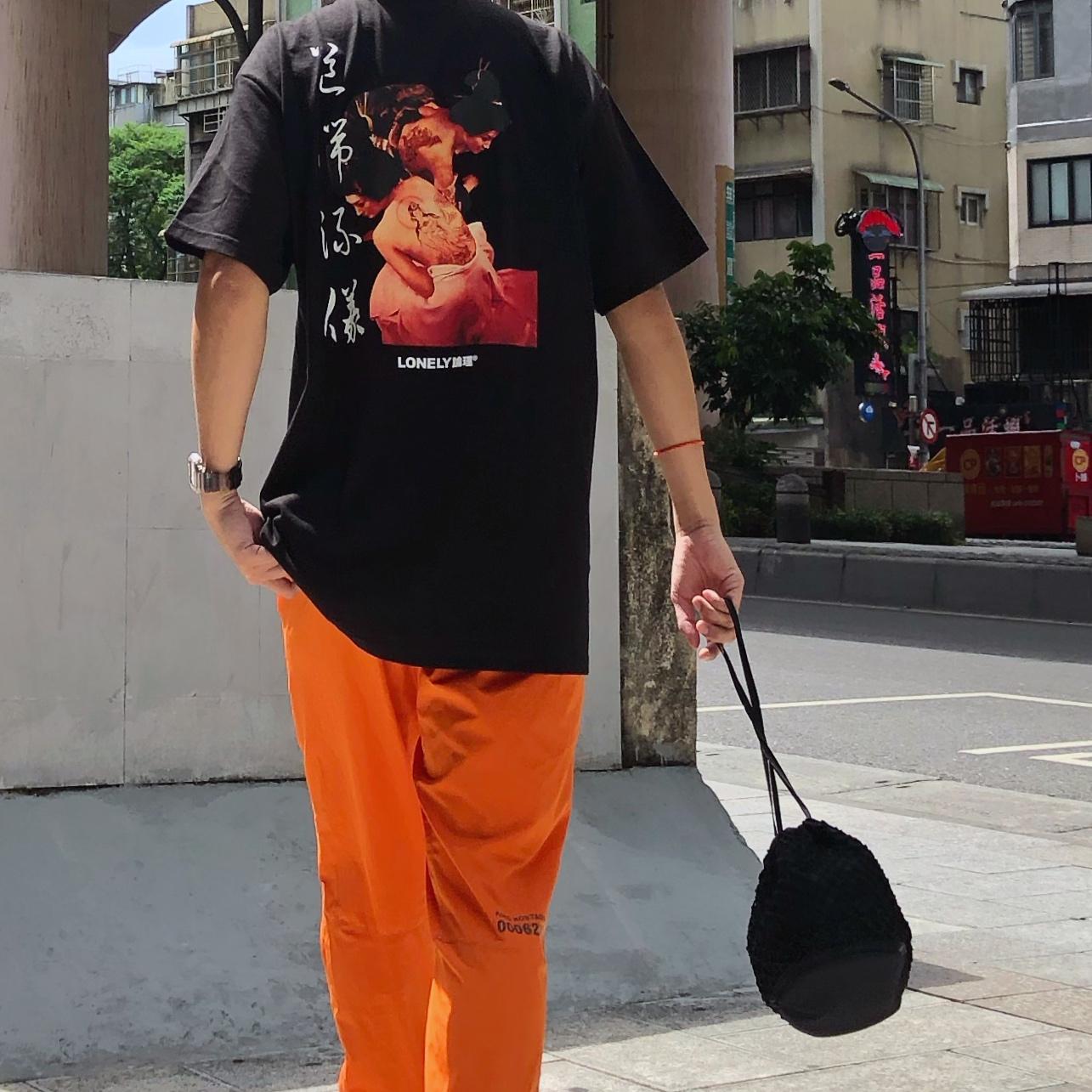 顏色穿搭,橘穿搭,紫穿搭,門市穿搭,穿搭,plain-me,一週搭配,搭配名人,街頭搭配,男穿搭,男生穿搭,alen 一週穿搭