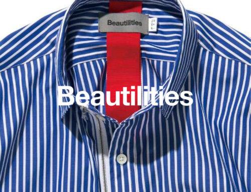 品牌嚴選:《 Beautilities 》- 將美學和機能完美結合於襯衫的日本品牌