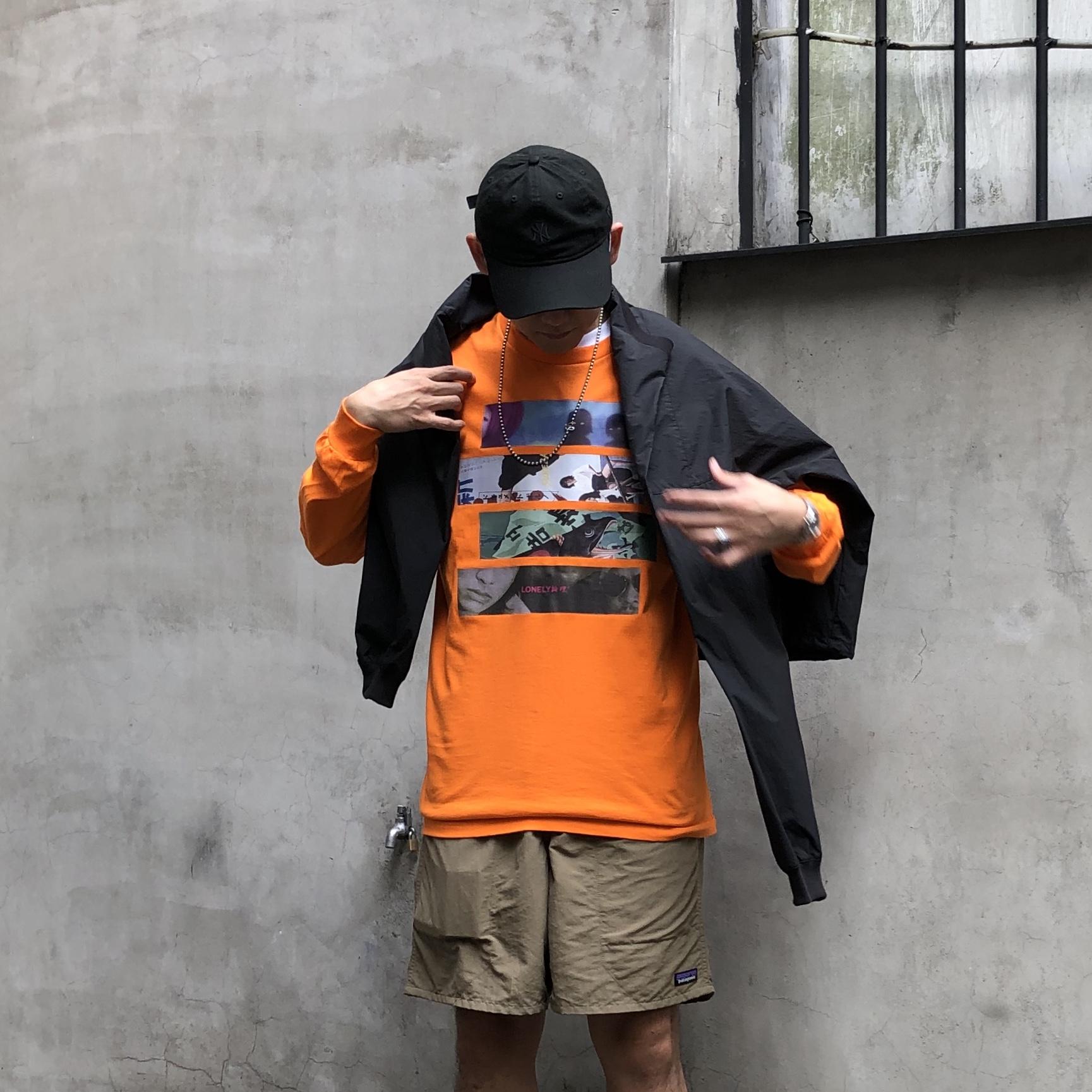 長袖,長袖t恤,長袖上衣穿搭,薄長袖上衣,門市穿搭,穿搭,plain-me,一週搭配,搭配名人,街頭搭配,男穿搭,男生穿搭,alen 一週穿搭