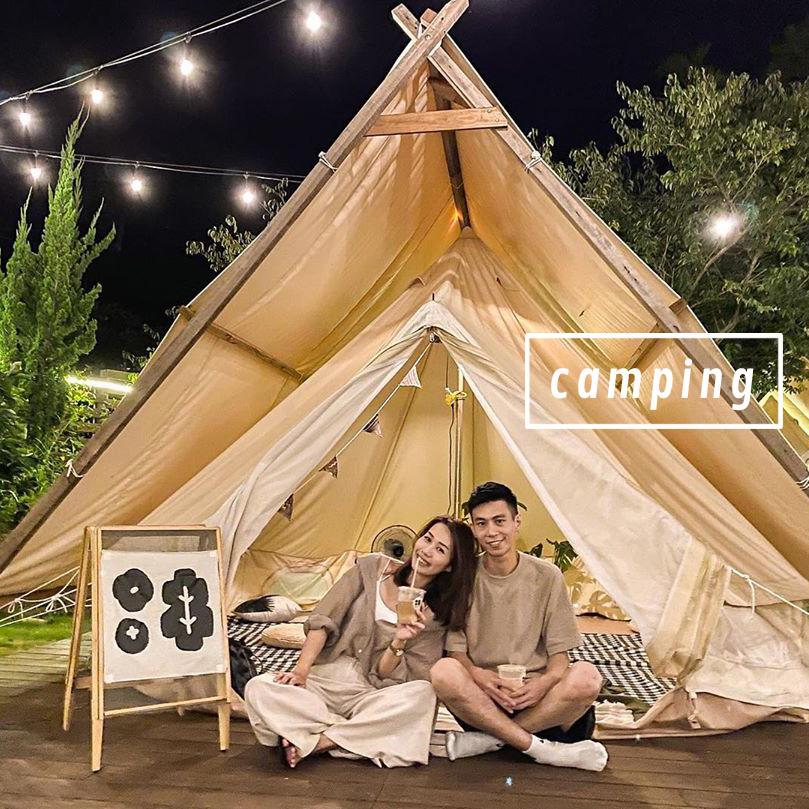 露營,露營區,露營推薦,露營餐廳,Drunk cafe 爛醉咖啡,日日木木,Chilling Home 90's,小田生活mmm