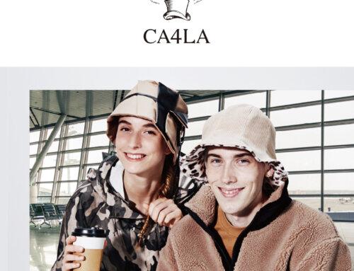 品牌嚴選:《 CA4LA 》- 來自日本上野最具人氣帽款設計品牌