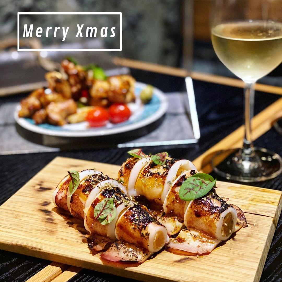 聚餐 台北,聚餐推薦,聖誕節餐廳,合‧shabu,路邊烤肉wildbbq,30 Thirty 老酒館,The Shrimp Daddy 蝦老爹美食海鮮,離城放感情
