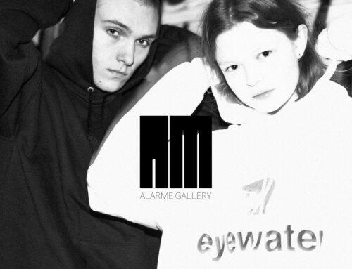品牌嚴選:《 Alarme Gallery 》- 本季與藝術家 橋爪悠也 聯手服裝品牌