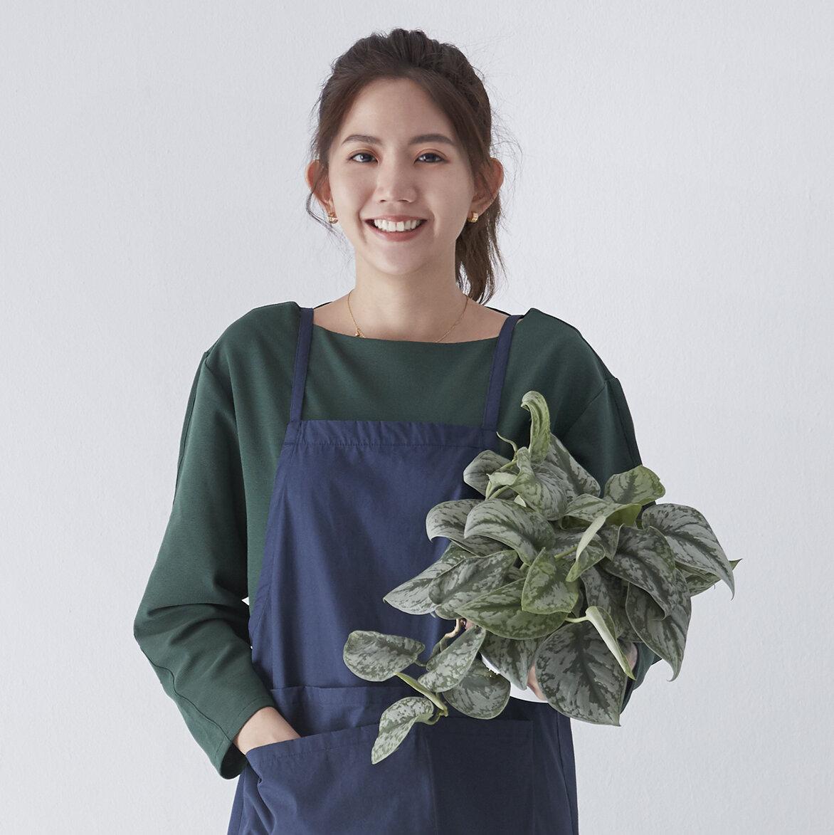 陳艾琳 專訪,陳艾琳,陳艾琳 花店,花藝,花藝職人,花藝師,花藝設計,西裝外套,牛仔褲