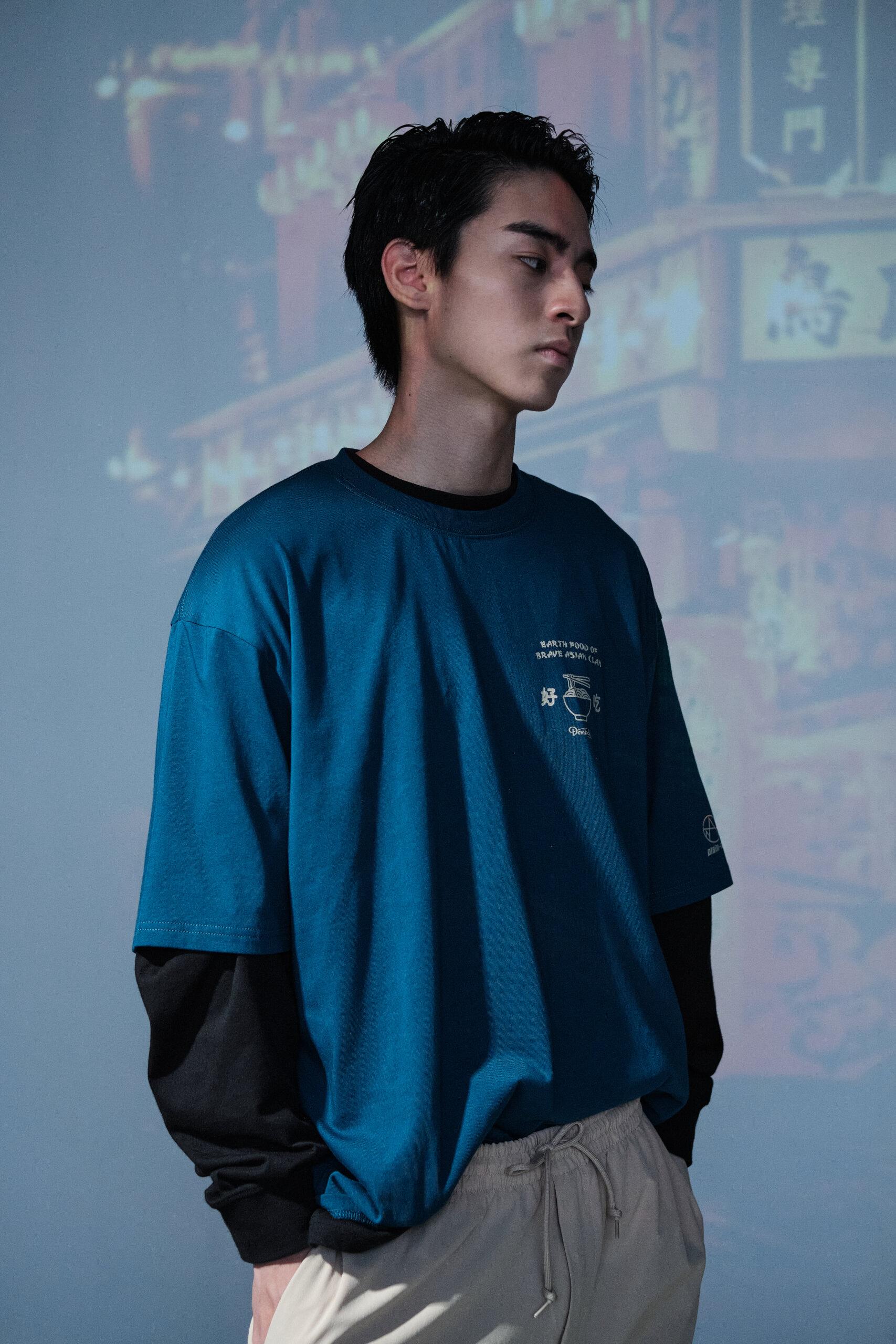 魔鬼鎖,devilock,devilock t shirt,裏原宿,遠藤憲昭,遠藤さん