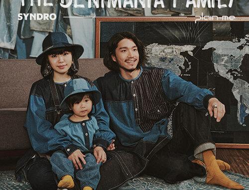 LOOKBOOK|THE DENIMANIA FAMILY- SYNDRO for plain-me –
