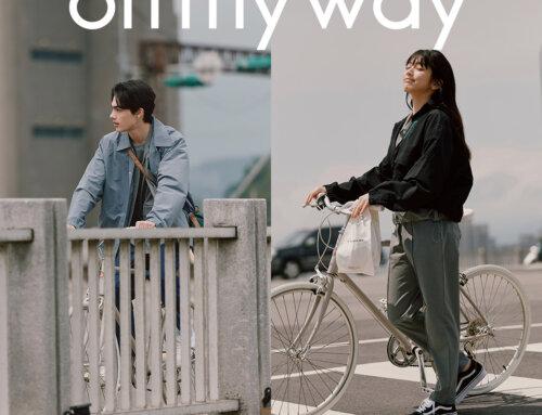 LOOKBOOK|前往春夏的路上:ON MY WAY