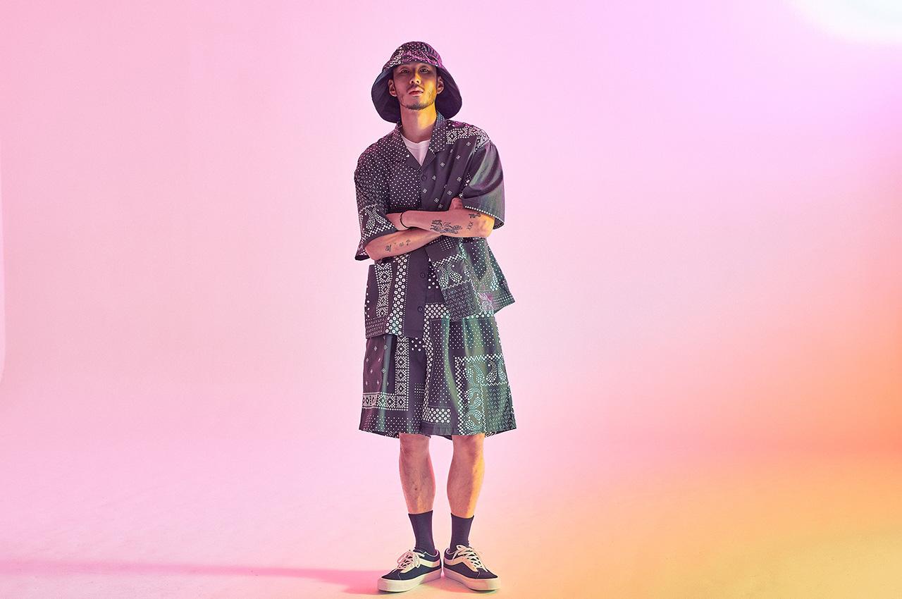 GORT,韓國服裝,韓國服裝品牌,韓國設計品牌,韓國設計師,拼接布料