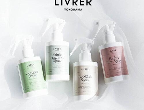 品牌嚴選:《 LIVRER 》來自日本的專業洗衣品牌